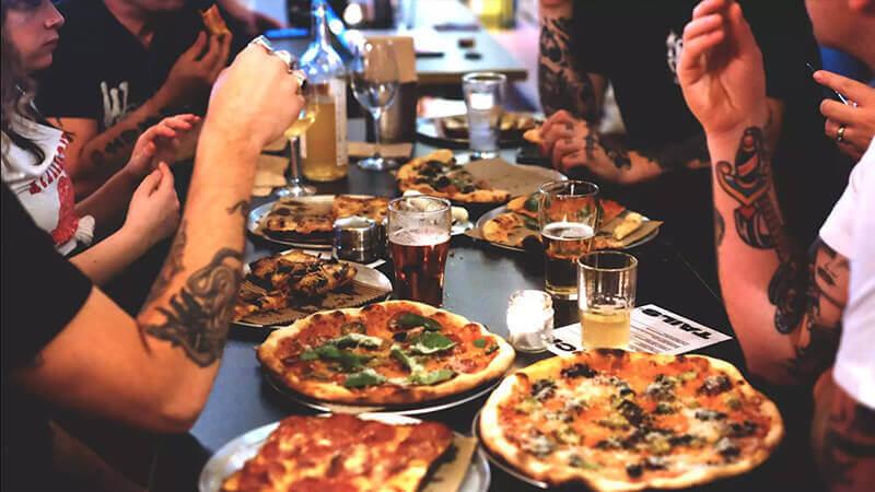 Big Brothers Pizza Web Design Marketing & Print Service