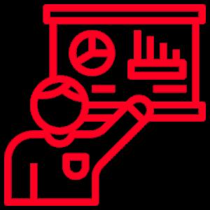 Data Driven Icon