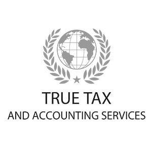 TrueTax-Bw-Logo