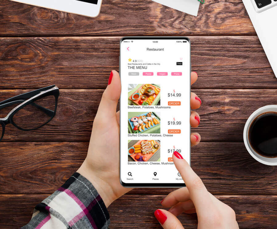 Food Ordering System 1