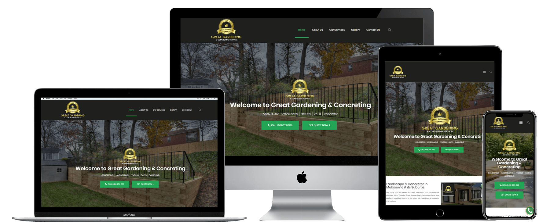 Portfolio (Full) - Great Gardening & Concreating