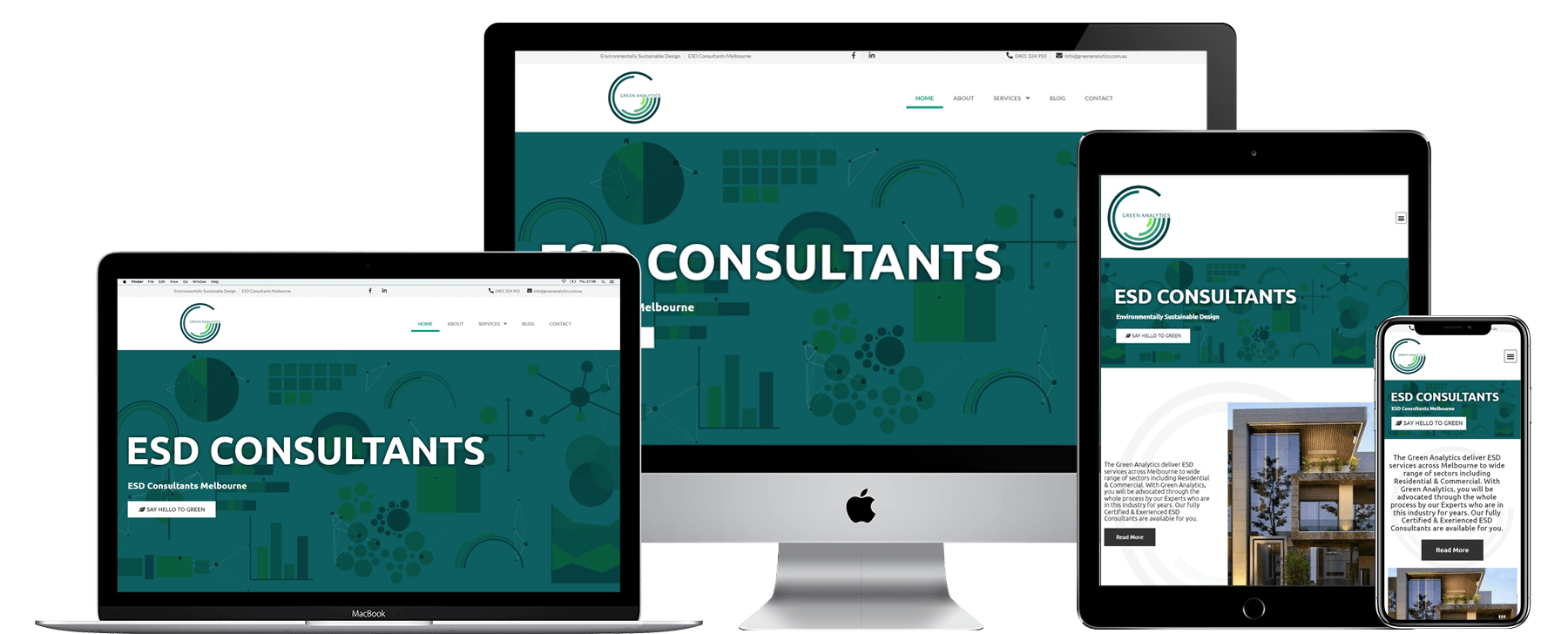Portfolio (Full) Green Analytics