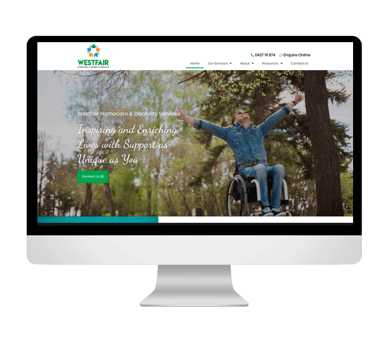 Portfolio - Westfair Homecare And Disability Services